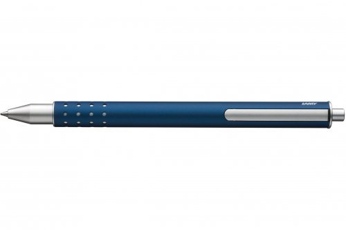 Ручка-роллер без колпачка Lamy Swift Imperial Blue
