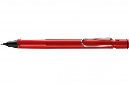 Механический карандаш Lamy Safari Red 0,5 мм