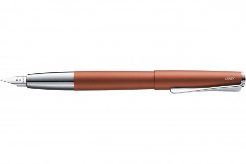 Перьевая ручка Lamy Studio Terracotta Special Edition 2018 перо EF
