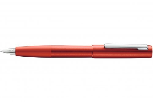 Перьевая ручка Lamy Aion Red Special Edition 2019 перо F