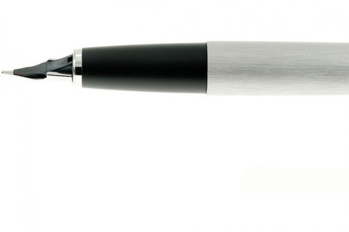 Перьевая ручка Lamy Studio Brushed Steel перо M