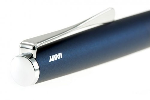 Перьевая ручка Lamy Studio Imperial Blue перо M