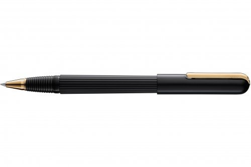 Ручка-роллер Lamy Imporium Black Gold